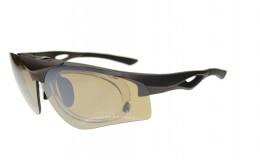 SM7552 Cycling Flip On Sunglasses