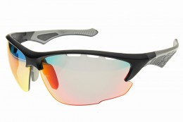 SM7516 Running Sunglasses with Co Injection Temple